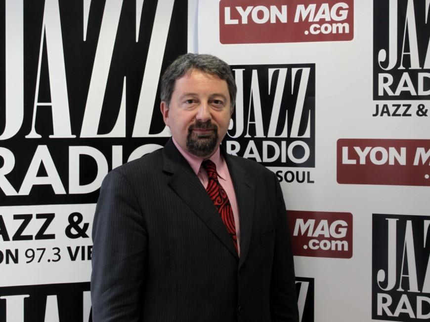 """Mirco Iadarola de la CCI italienne de Lyon : """"La ligne Lyon-Turin va intensifier nos échanges"""""""