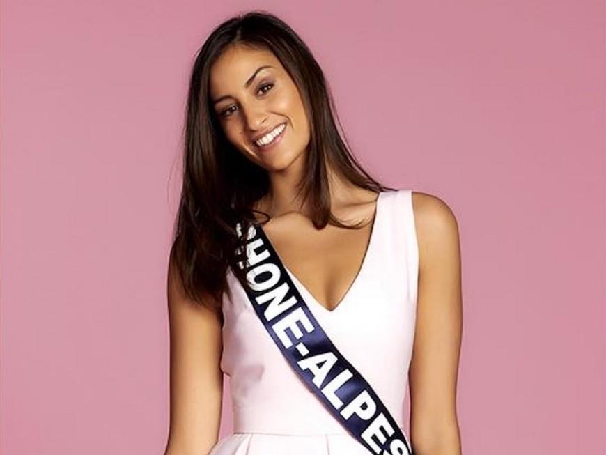 Dalida Benaoudia douzième de l'élection Miss France 2018