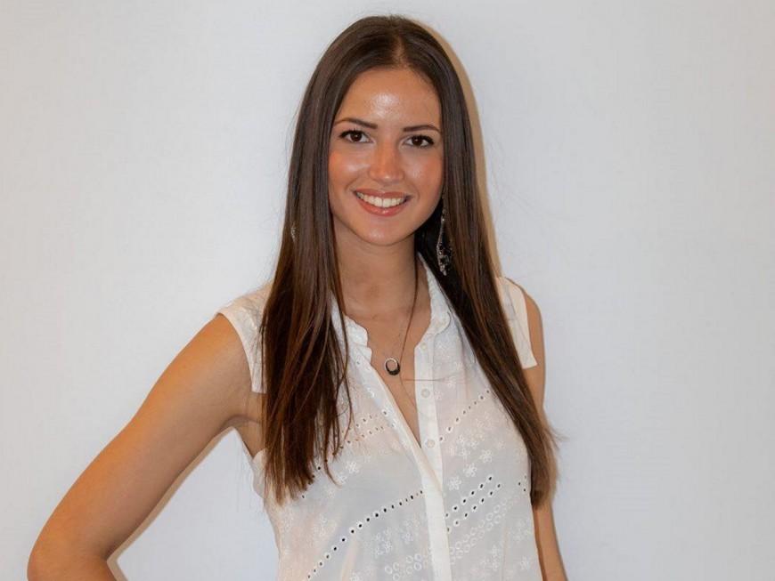 Chloé Prost devient Miss Rhône 2019 !