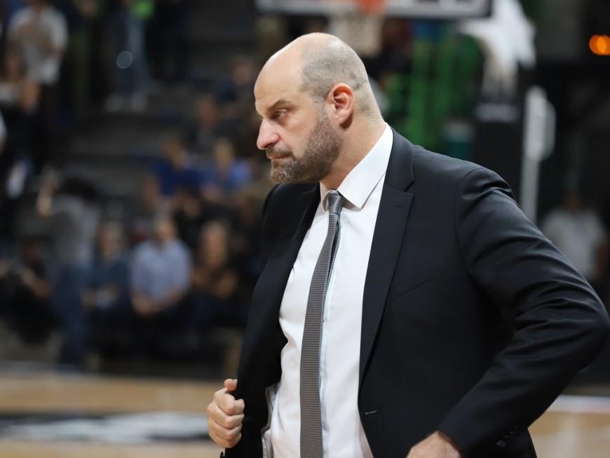 Viré de l'ASVEL, Mitrovic rebondit dans son ancien club