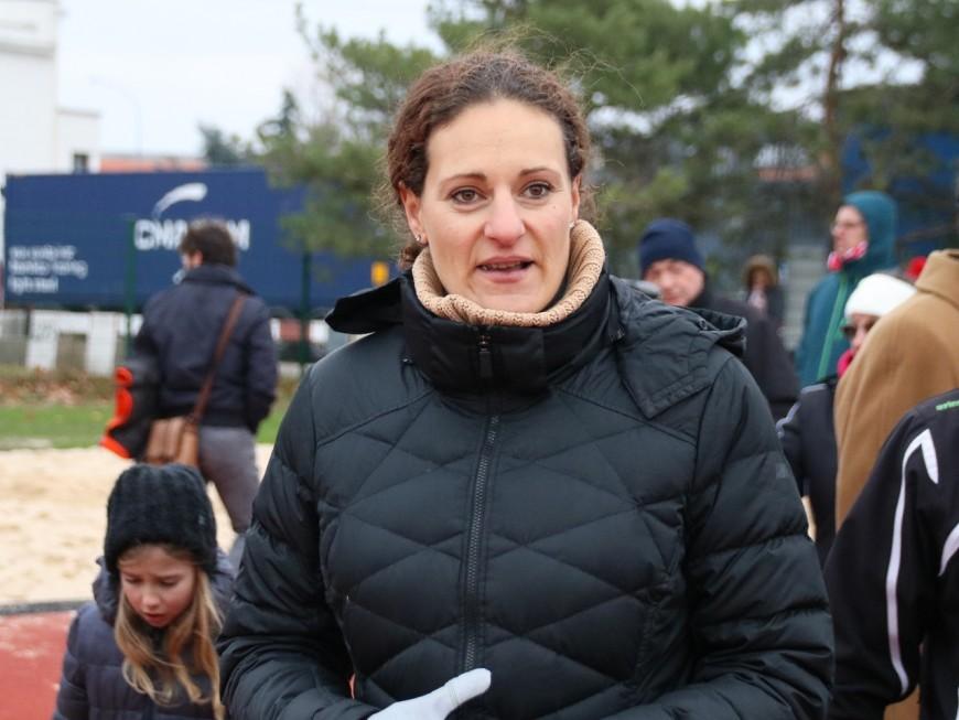 Mélina Robert-Michon toujours championne de France !