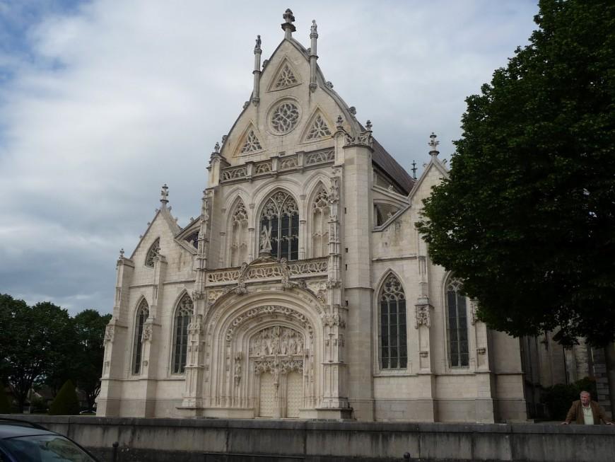 """Record de visites pour le Monastère royal de Brou, """" Monument préféré des Français """""""