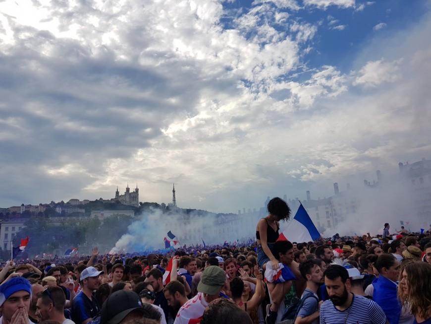 Lyon championne du monde 2018 ! - PHOTOS