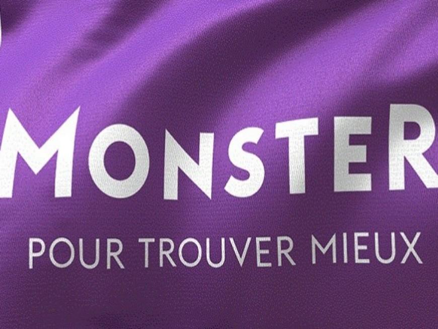 """""""Monster"""" débarque à Lyon avec son job-truck pour deux jours de recrutement"""