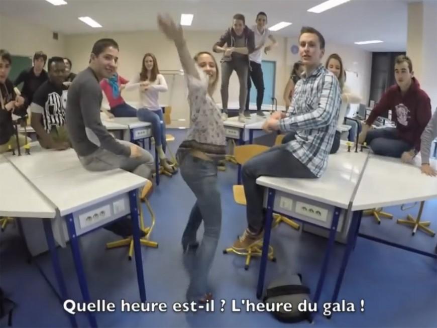 Lyon : une vidéo de fin d'année d'étudiants fait un bad buzz