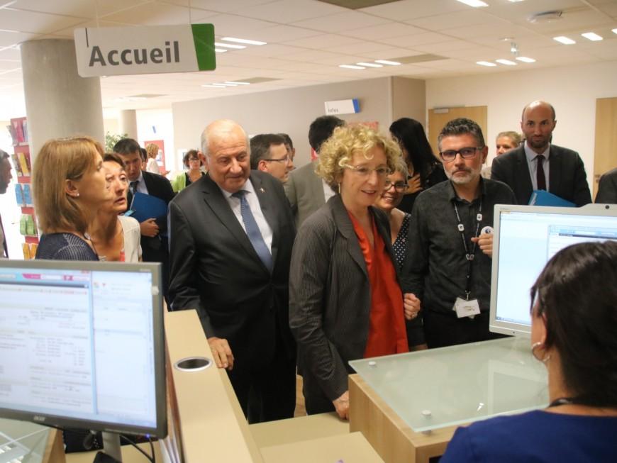 La ministre du travail à Lyon pour favoriser l'inclusion dans les entreprises