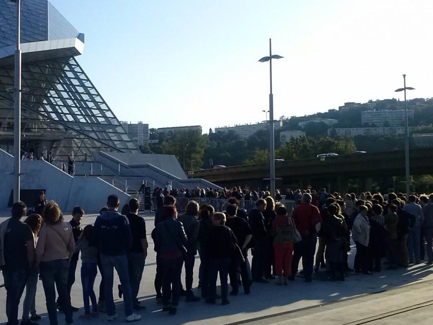 Le musée des Confluences a dépassé les 500 000 entrées !