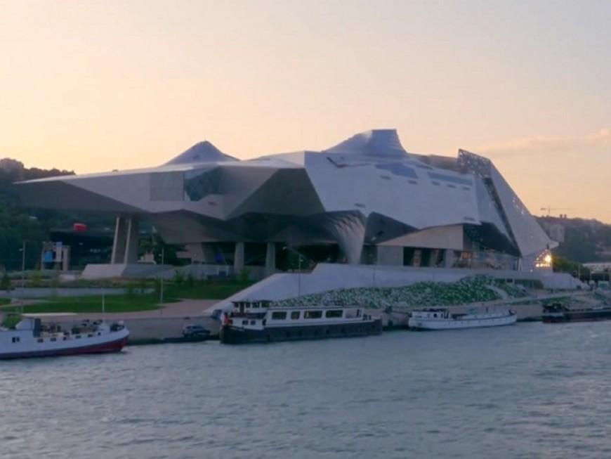 La nouvelle vidéo de Lyon vue du ciel affole les compteurs