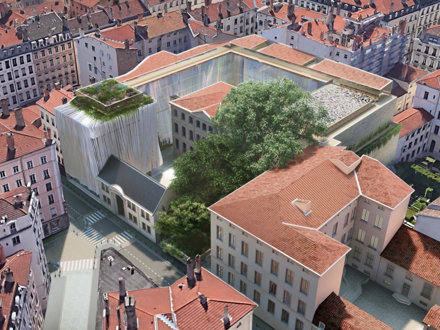 L'architecte du MUCEM désigné pour rénover le Musée des Tissus de Lyon
