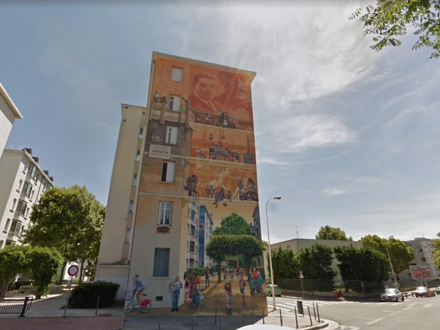 """Lyon 8e : """"fort sentiment d'insécurité"""" dans la cité Tony Garnier"""