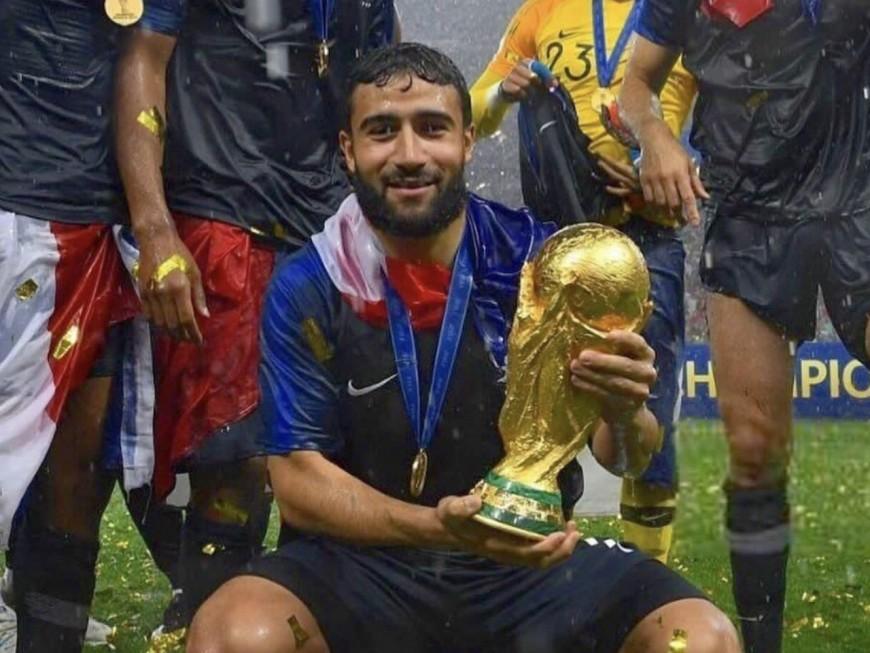 Le FC Vaulx-en-Velin accueille son champion du monde Nabil Fekir