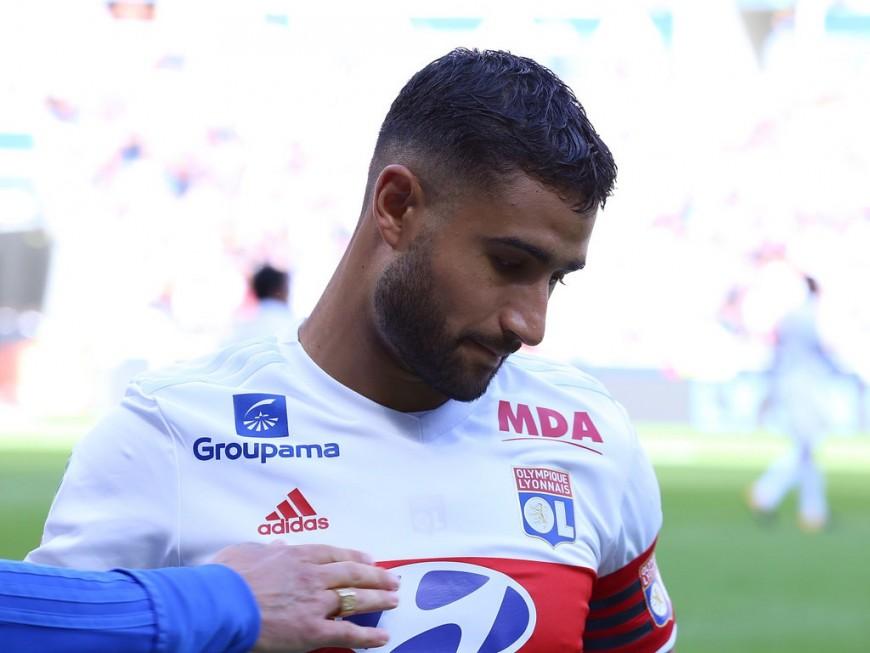 Nabil Fekir ne fera pas le déplacement à Guingamp