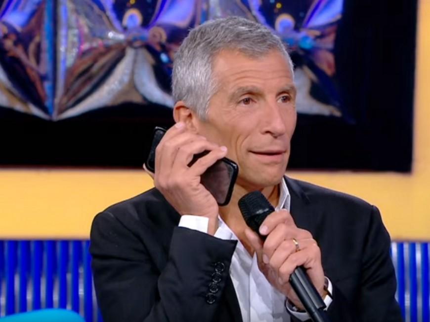 """Jean-Michel Aulas de passage dans """"N'oubliez pas les paroles"""""""