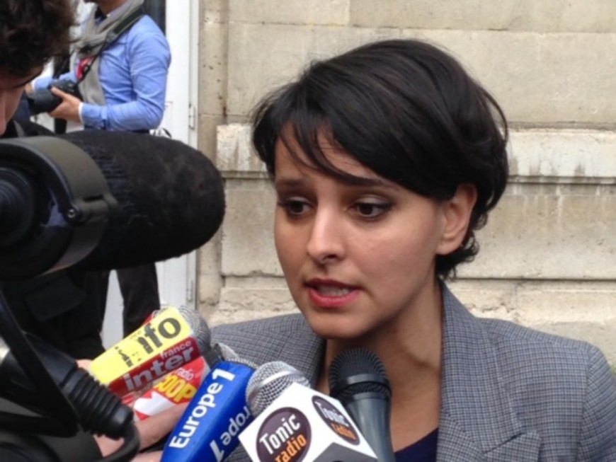 Régionales : Najat Vallaud-Belkacem ne sera pas tête de liste en Rhône-Alpes-Auvergne