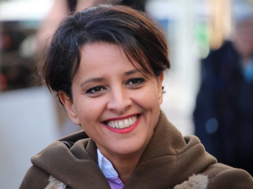"""Régionales 2021 : """"il est prématuré"""" de parler d'une candidature, selon Najat Vallaud-Belkacem"""