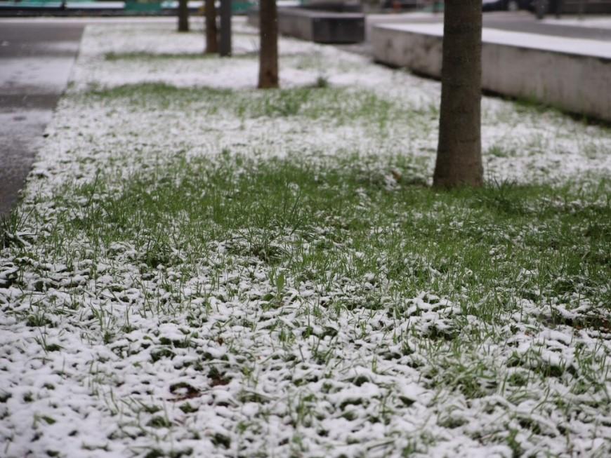 Des flocons de neige à Lyon pour la soirée du 8 décembre ?