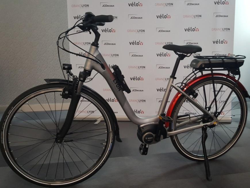 Les 4 000 Vélo'v nouvelle génération feront leur apparition à Lyon le 18 juillet