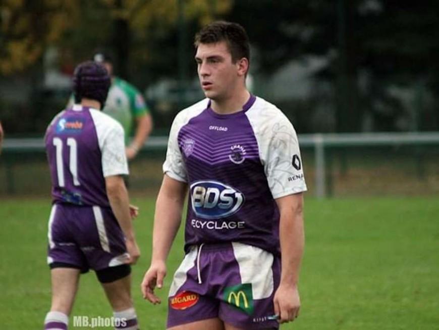 Le jeune rugbyman hospitalisé à Lyon depuis plus d'un mois est décédé