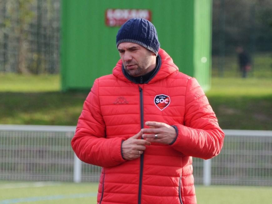 SC Lyon : Emmanuel Da Costa viré, Nicolas Le Bellec le remplace