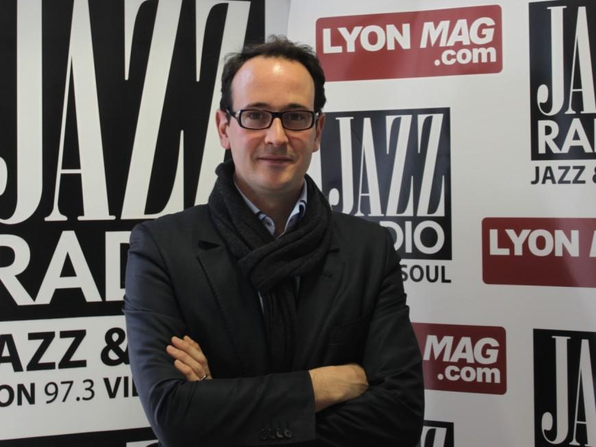 """Nicolas Magalon, chef de projet des Rives de Saône : """"Ni péniche, ni boîte de nuit"""""""