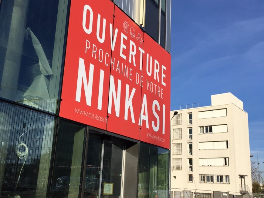 Ninkasi va ouvrir un nouvel établissement à Vaulx-en-Velin en janvier 2018