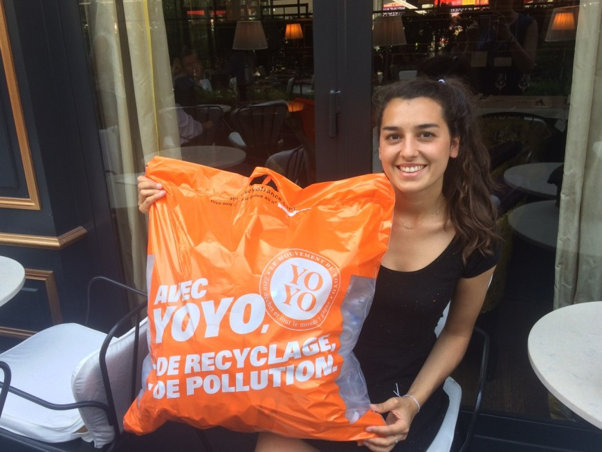 Yoyo Recyclage : un tri pour l'environnement et des cadeaux pour les trieurs