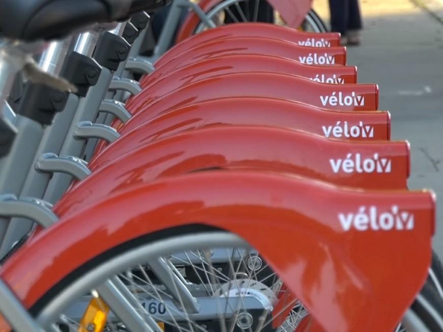 Les locations de Vélo'v toujours en hausse
