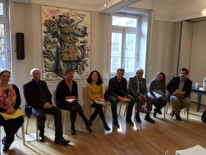 Nathalie Perrin-Gilbert lance une fronde contre le pacte de cohérence métropolitain