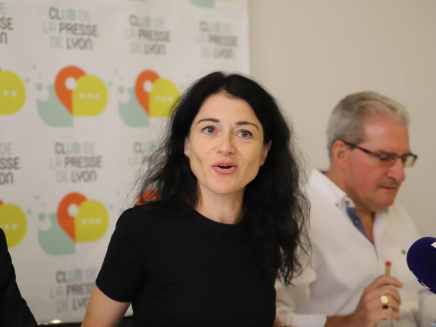 "Municipales 2020 : Nathalie Perrin-Gilbert, candidate, veut ""transformer radicalement"" Lyon - VIDEO"
