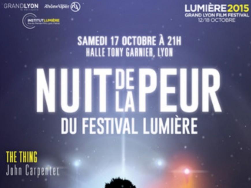 Alain Chabat invité d'honneur de la Nuit de la peur du Festival Lumière
