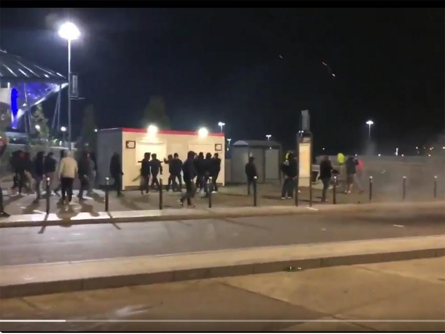 OL-CSKA : des affrontements entre Lyonnais et Russes avant le match