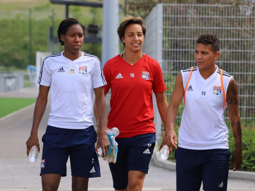 L'OL féminin s'impose face aux Allemandes du SC Sand