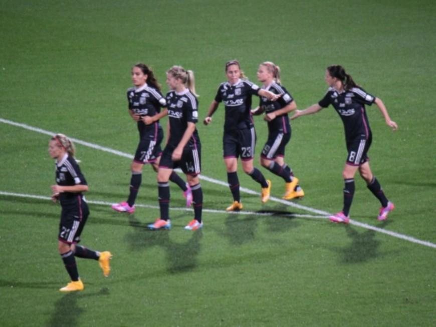 L'OL féminin termine la saison par une victoire à Guingamp (3-0)