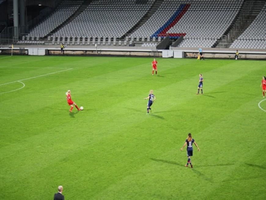 L'OL féminin pulvérise Arras (14-0)