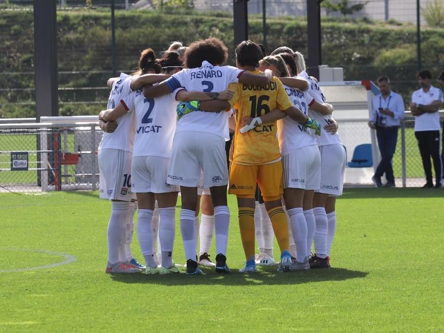 Programmation du match PSG – OL : le CNOSF donne raison à l'OL féminin
