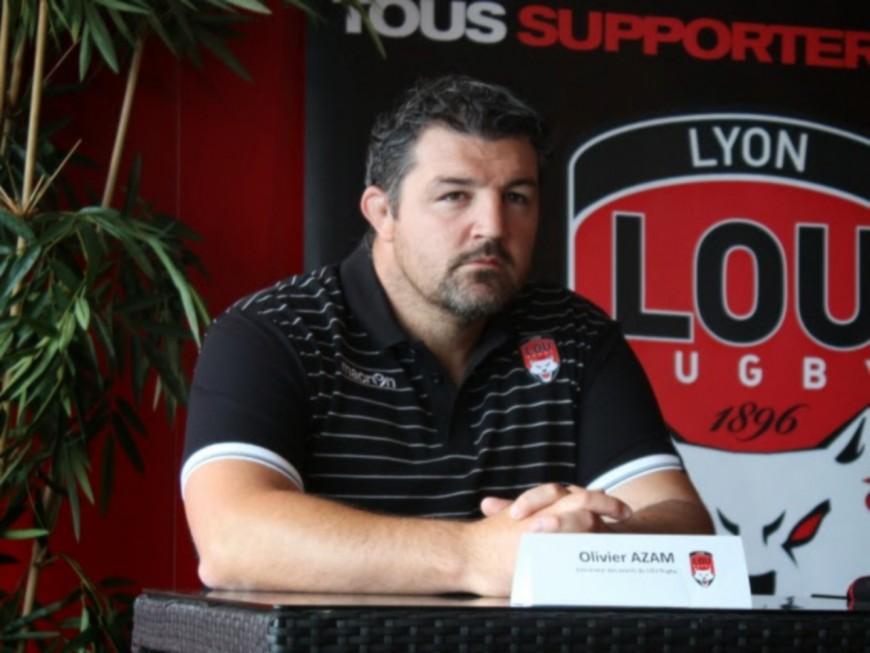 LOU Rugby : Olivier Azam critique (encore) Tim Lane