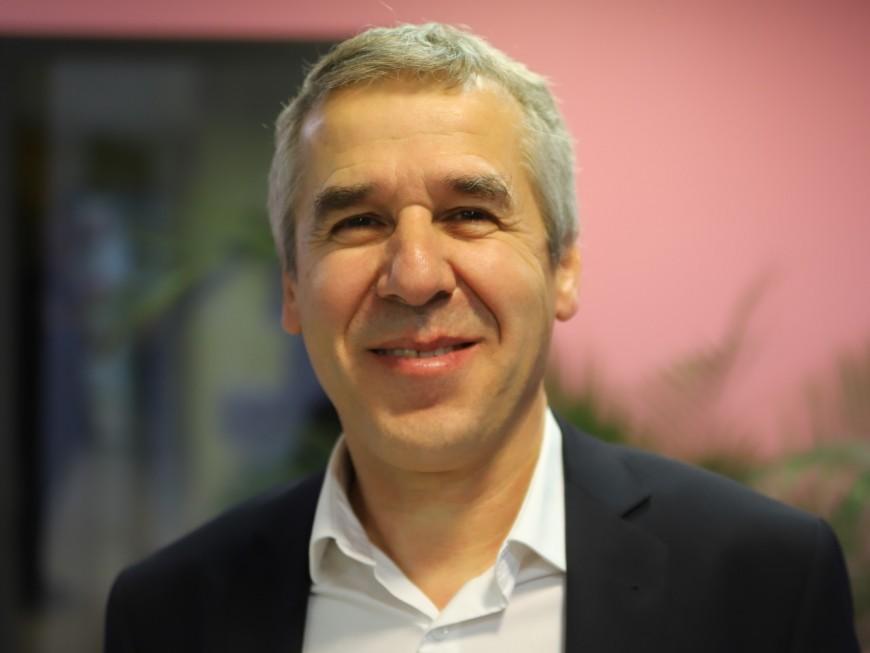 """Olivier Berzane : """"J'en veux énormément pour mon 8e arrondissement de Lyon"""""""
