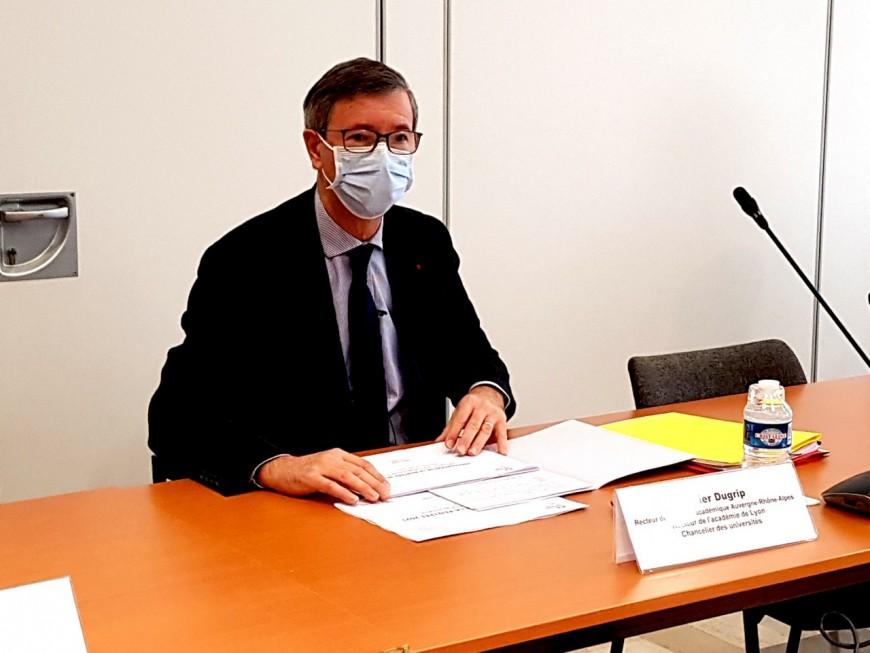 Malgré l'épidémie, l'académie de Lyon prévoit une rentrée septembre 2021 souriante