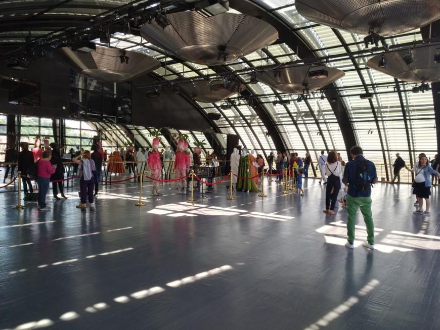 8 000 personnes ont pu visiter l'Opéra de Lyon