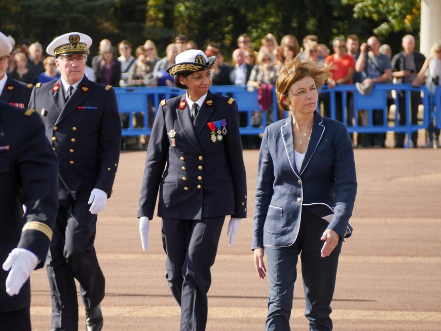 La ministre des Armées en déplacement dans le Rhône ce samedi