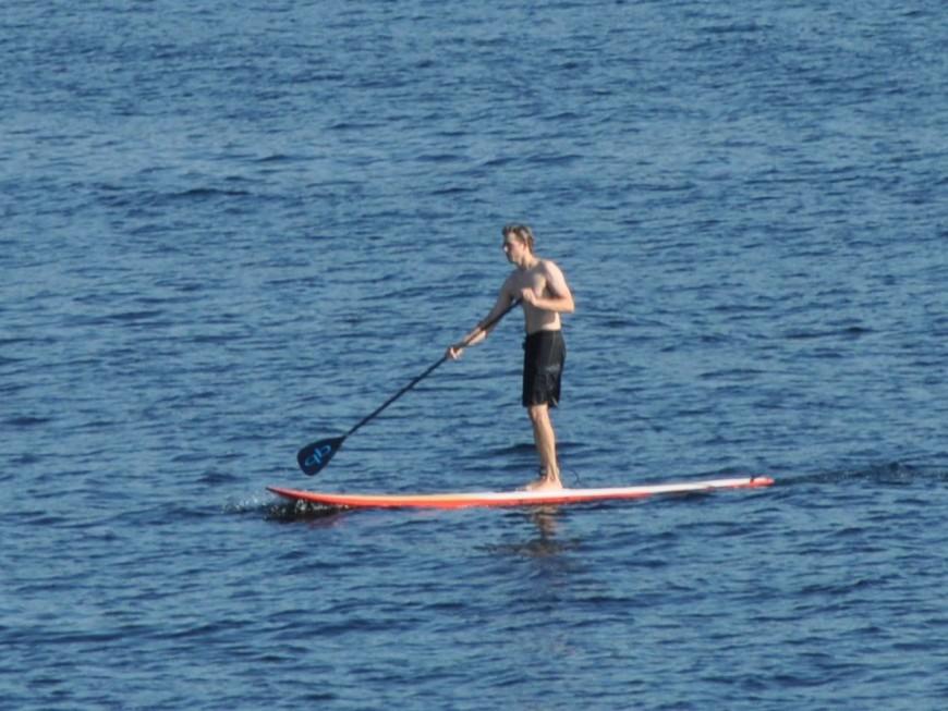 Un ado originaire du Rhône sauve une personne de la noyade avec son paddle