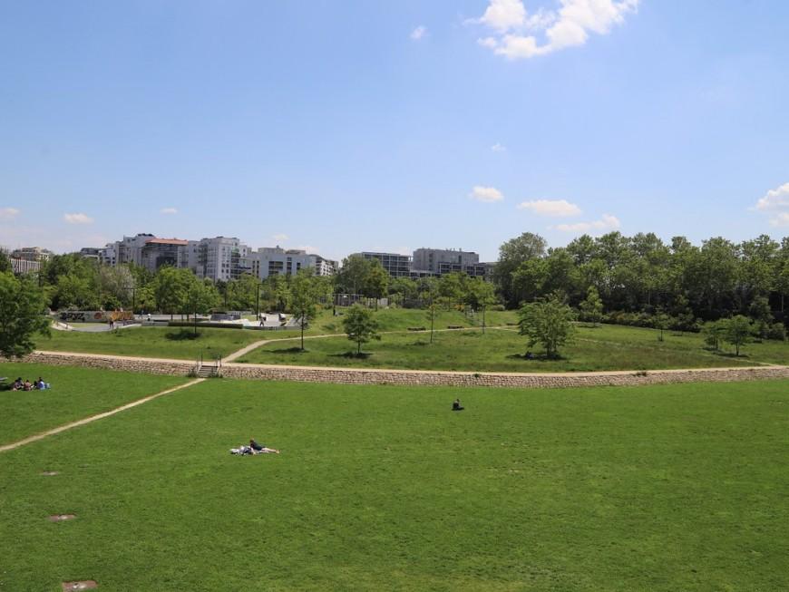 Lyon: les parcs Tête d'Or, Gerland et Blandan fermés jusqu'à nouvel ordre