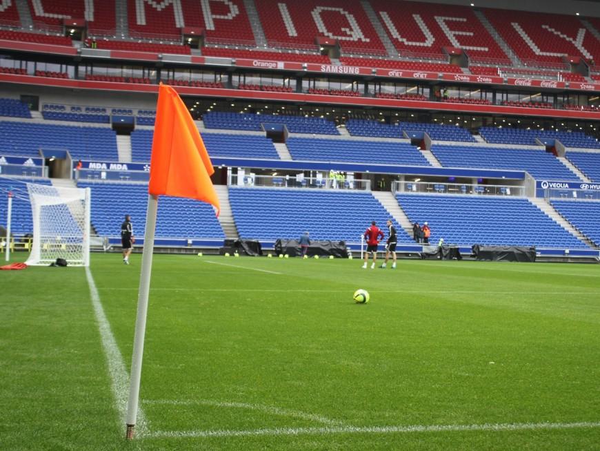 Inauguration du Parc Olympique Lyonnais : 500 ouvriers encore mobilisés, les joueurs comme à la maison