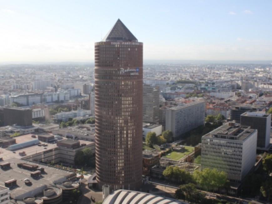 """Lyon : avis négatif pour les 4 nouveaux immeubles de """"Part-Dieu 2020"""""""
