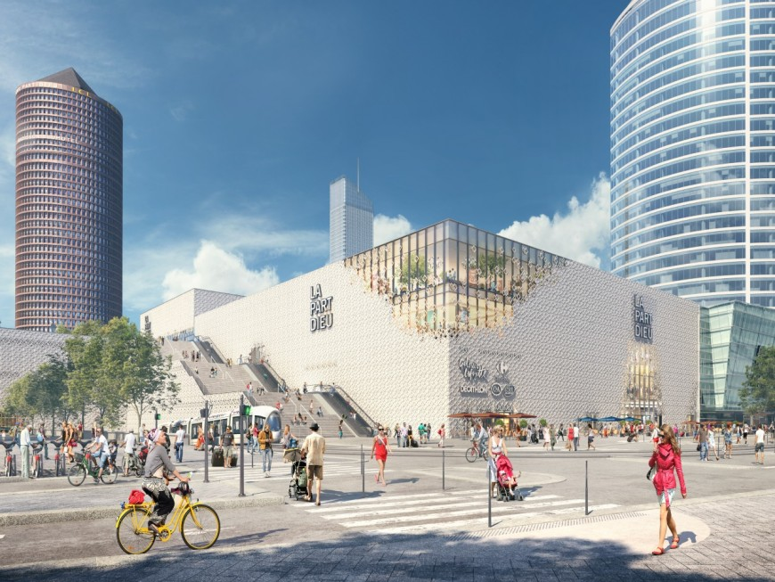 Lyon : 900 postes à pourvoir au centre commercial de la Part-Dieu