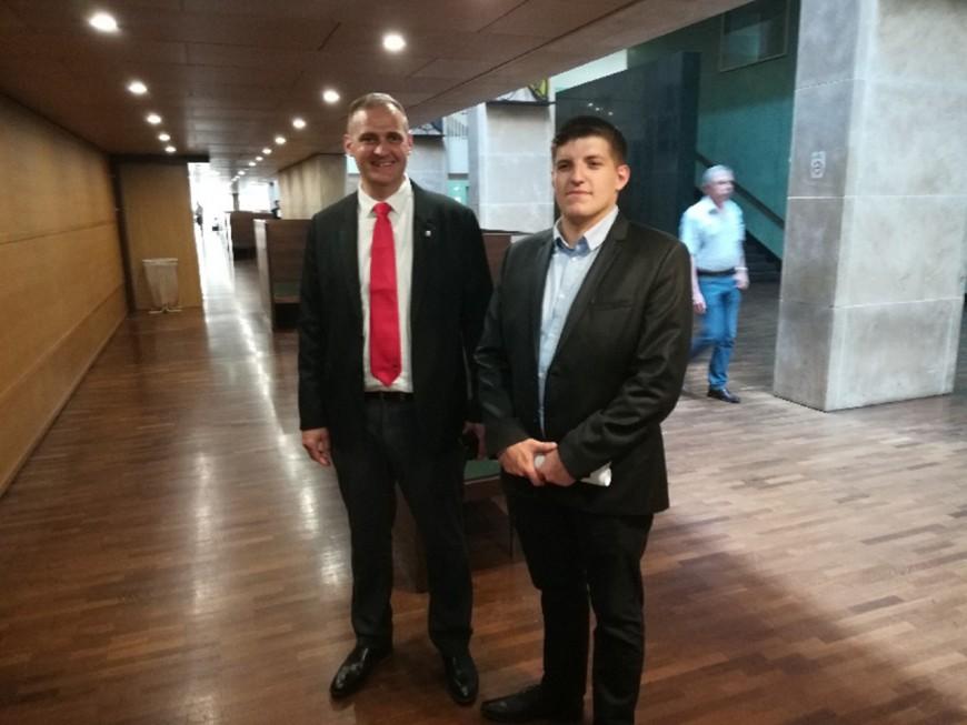 Lyon : six mois de prison avec sursis requis contre Alexandre Gabriac et Yvan Benedetti