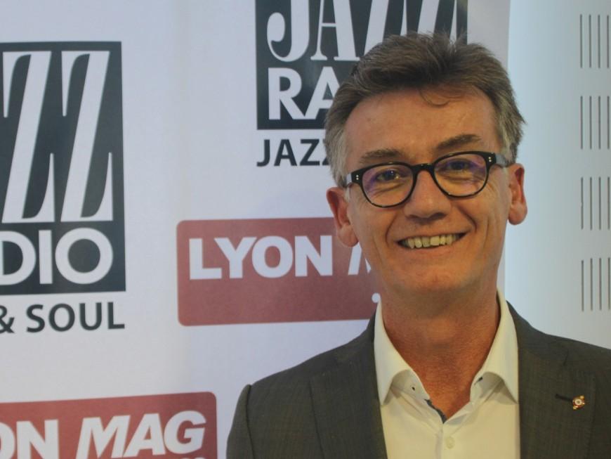 """Pascal Charmot : """"Le premier rendez-vous régional de la sécurité à Tassin"""""""