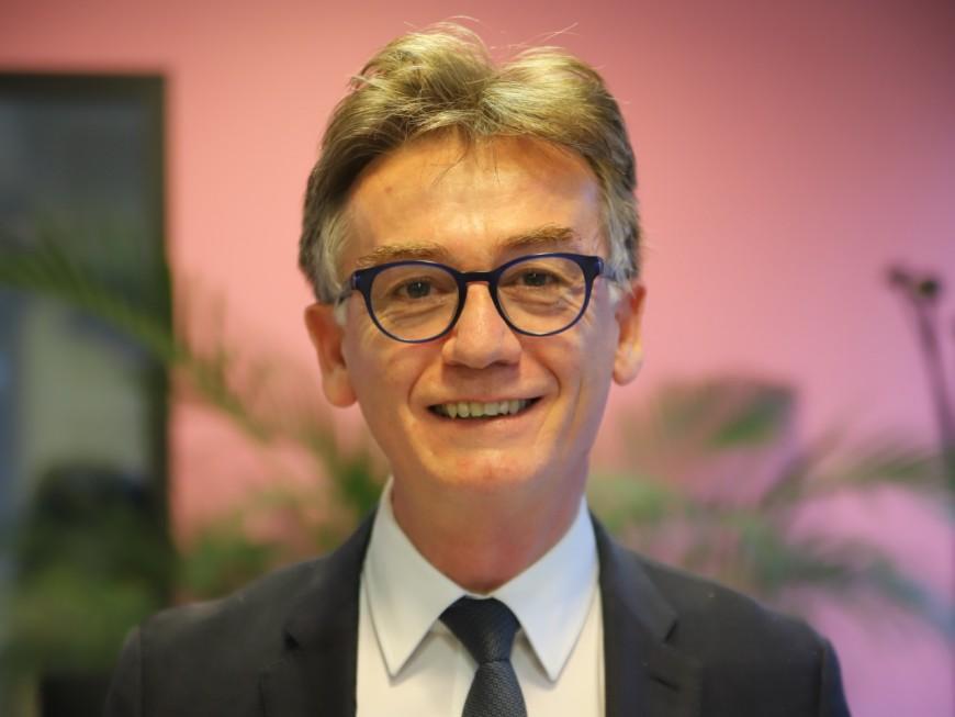 """Pascal Charmot : """"Inviter les clients à choisir notre destination commerces à Tassin"""""""