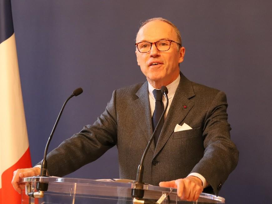"""Pascal Mailhos, nouveau préfet du Rhône : """"Je veux un Etat proche, modeste, réactif"""""""