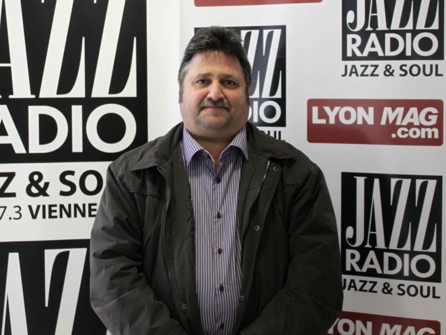 """Pascal Wilder, président de la fédé du Rhône des taxis indépendants : """"A Lyon, 150 à 200 taxis sont en danger"""""""